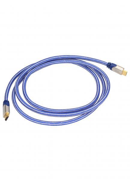 Kabel HDMI 2m Inakustik 0042302 Premium II (wtyk/wtyk),1