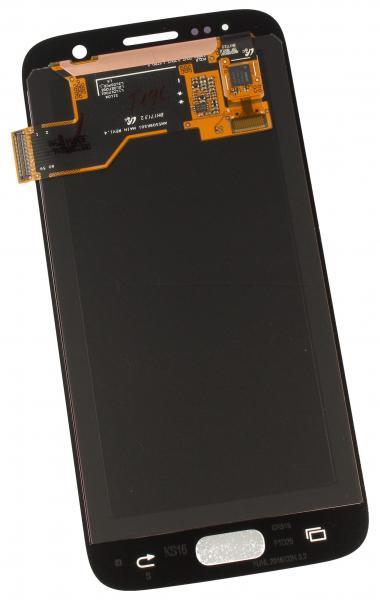 Ekran | Panel dotykowy z wyświetlaczem (bez obudowy) do smartfona GH9718523D,1