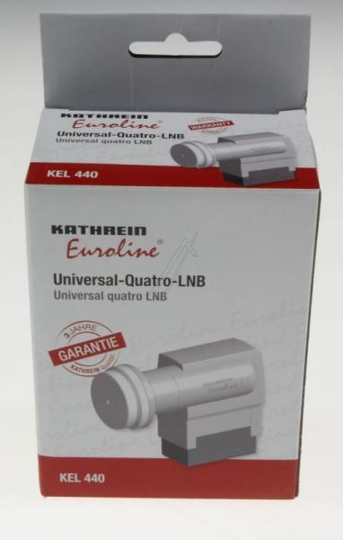 20110029 KEL440 UNIVERSAL-QUATRO-LNB  10,70-12,75 GHZ KATHREIN,1
