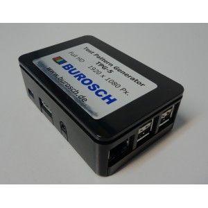 TPG5 Generator obrazu testowego HDMI TPG-5 Full-HD BUROSCH,0