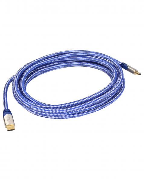 Kabel HDMI 5m Inakustik 0042305 (wtyk/wtyk),1