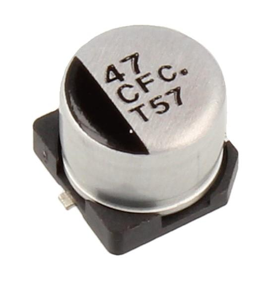 Kondensator SMD PANASONIC EEEFC1C470P ,0
