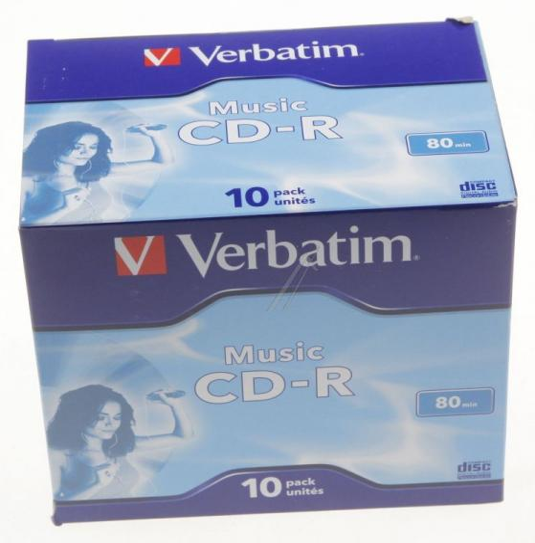 Płyta CD-R MUSIC LIFE PLUS Verbatim 43365,2