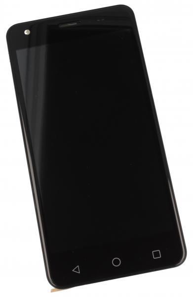 Ekran | Panel dotykowy z wyświetlaczem (+obudowa) do smartfona Z6ELCDBLACK,0
