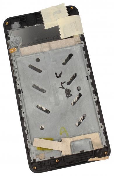 Ekran | Panel dotykowy z wyświetlaczem (+obudowa) do smartfona Z6ELCDBLACK,1