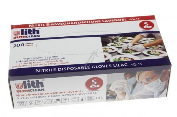 Nitrylowe rękawice jednorazowe, rozmiar XL (5-6) 200 szt.,0