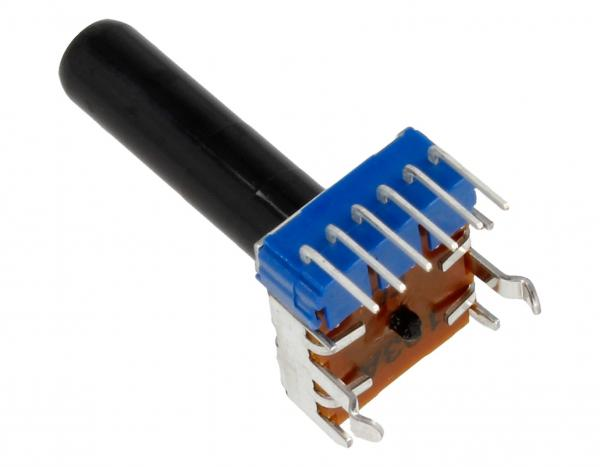 Potencjometr obrotowy RK12L1230C0T,0