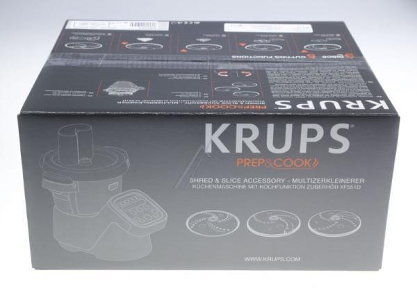 Przystawka krojąco-szatkująca do robota kuchennego XF551D10,1