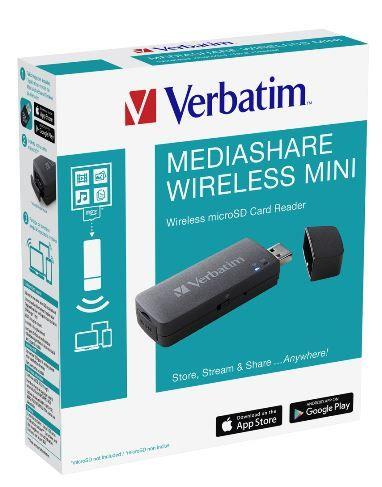 MediaShare Wireless mini Verbatim 49160,2