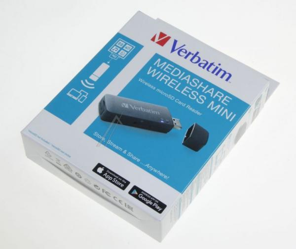 MediaShare Wireless mini Verbatim 49160,3