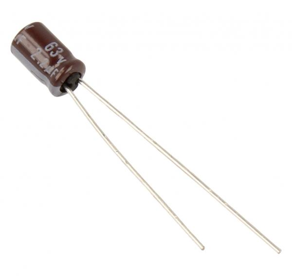 Kondensator elektrolityczny EKMA630ELL2R2MD07D,0
