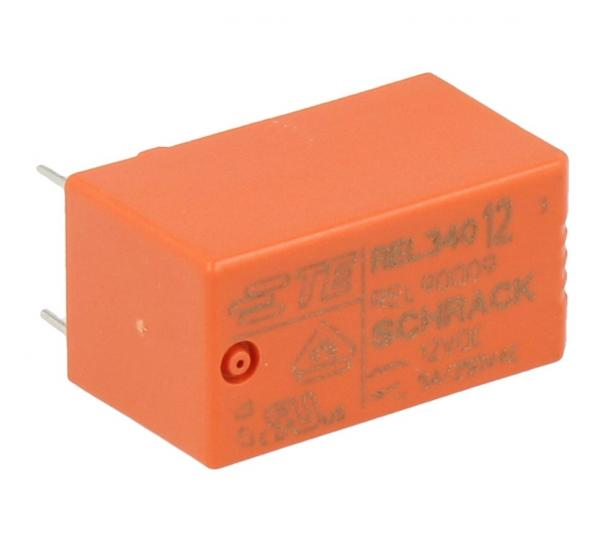 Przekaźnik 12VDC5A250VAC,1