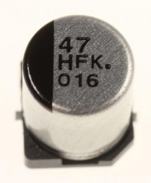 Kondensator SMD PANASONIC EEEFK1H470XP ,0