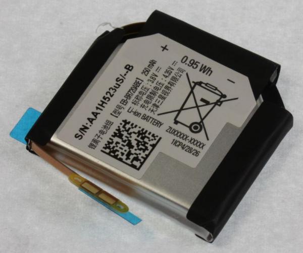Akumulator | Bateria EB-BR720ABE 3.8V 250mAh do smartfona GH4304532B,0