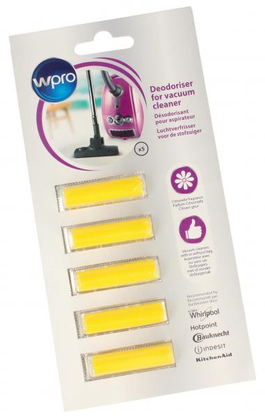 Wkład zapachowy (cytrynowy) 5szt. do odkurzacza 484000008624,0
