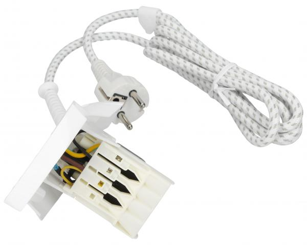 Kabel zasilający + złącze wtykowe do żelazka CS00139465,0
