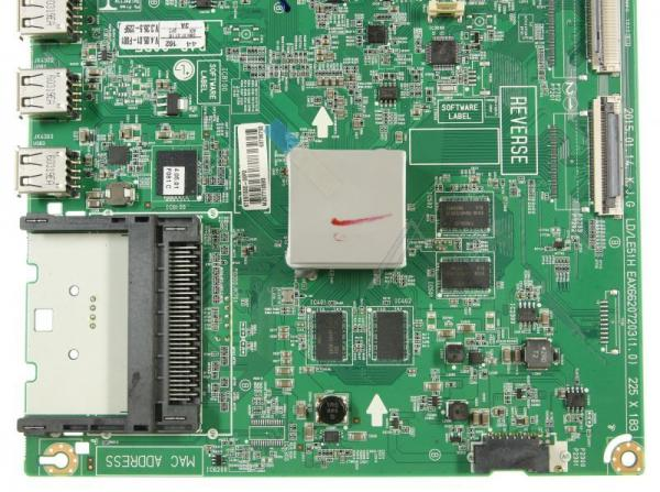 EBT63736702 Płyta główna do telewizora,1