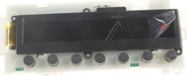 20904419 LCD CARD GR FL/FRAME MID BLCK-v07l VESTEL,0