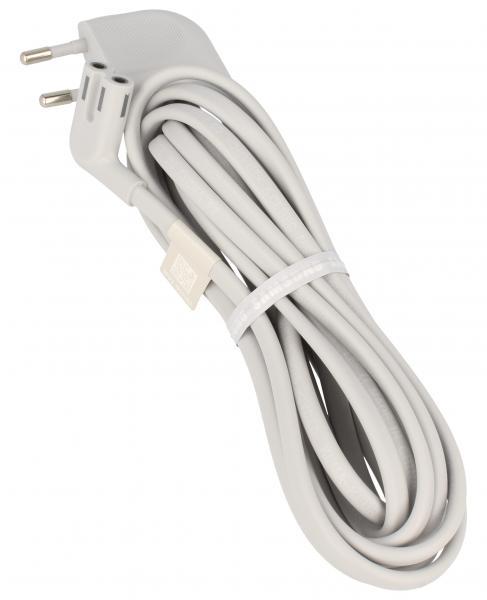 Kabel zasilający EUROPLUG płaski - IEC (wtyk/ C7 gniazdo) 3903001183,0