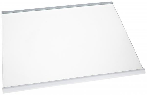 Szyba   Półka szklana kompletna do lodówki AHT74413805,0
