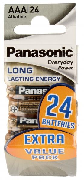 R3 | LR3 | MN2400 Bateria AAA 24szt.,0