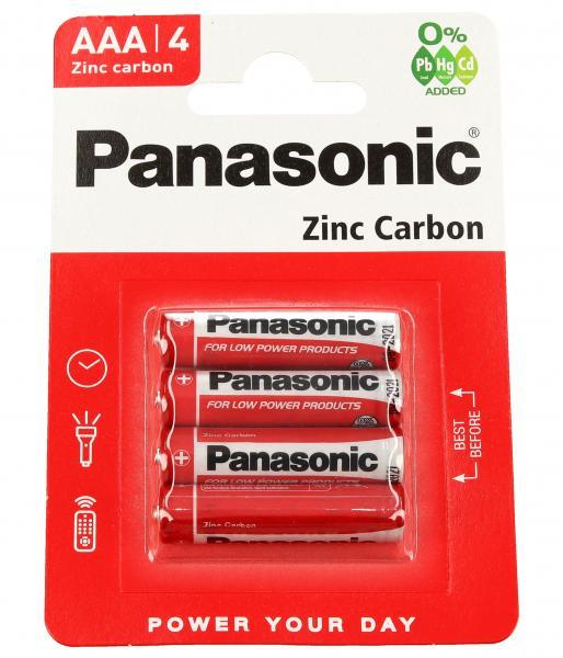 R3 | LR3 | MN2400 Bateria AAA 1.5V 4szt.,0