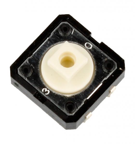B3F4050 Mikroprzełącznik 24V-50mA 12x12mm, wysokość 7,3mm OMRON,0