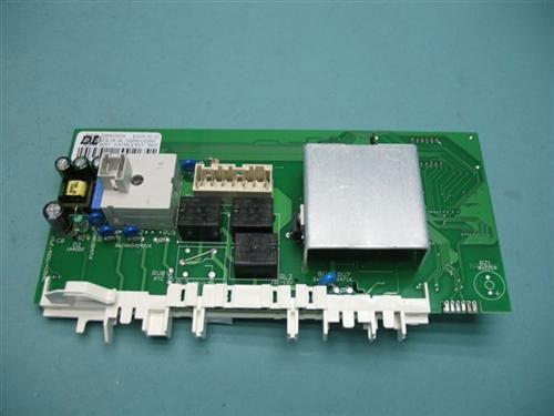 Moduł elektroniczny PC4.04.46.104 skonfigurowany do pralki Amica 8036578,0