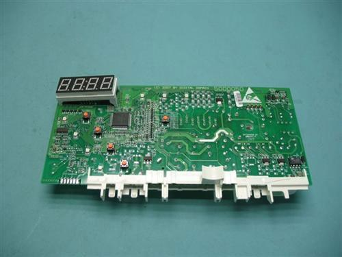 Moduł elektroniczny PC5.04.46.104 skonfigurowany do pralki Amica 8036577,0