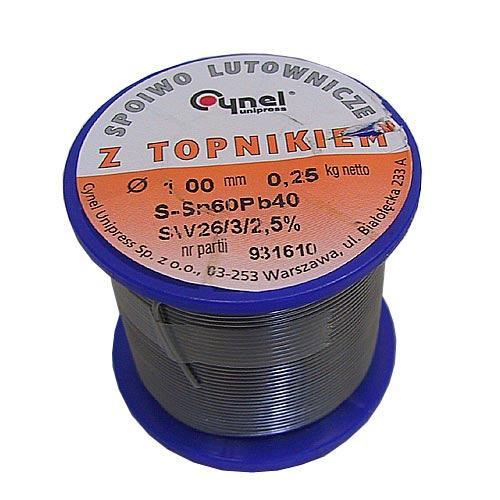 Cyna 1mm 250g,0