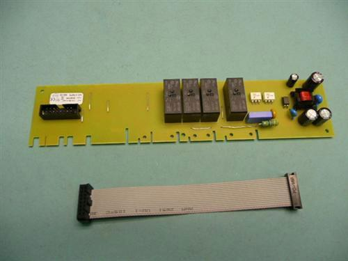 Moduł elektroniczny do lodówki Amica 8046358,0