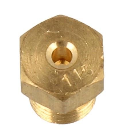 Dysza palnika średniego do płyty gazowej Amica 8013813,0
