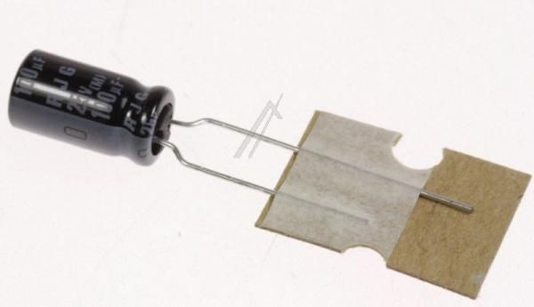 100uF   25V Kondensator elektrolityczny 105°C F2A1E1010103 12.3mm/6.5mm,0