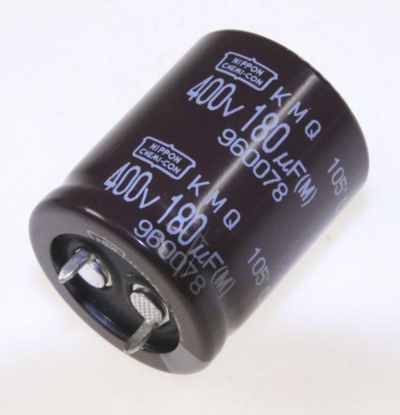 180uF | 400V Kondensator elektrolityczny 105°C F2A2G1810002,0