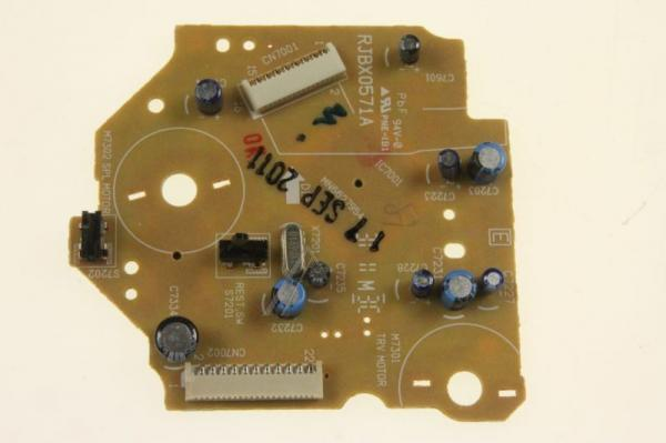 REPX0636A PC BOARD W/COMPONENT PANASONIC,0