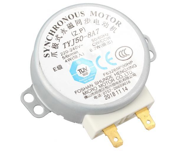 Silnik napędowy mikrofalówki Z63265U30XN,0