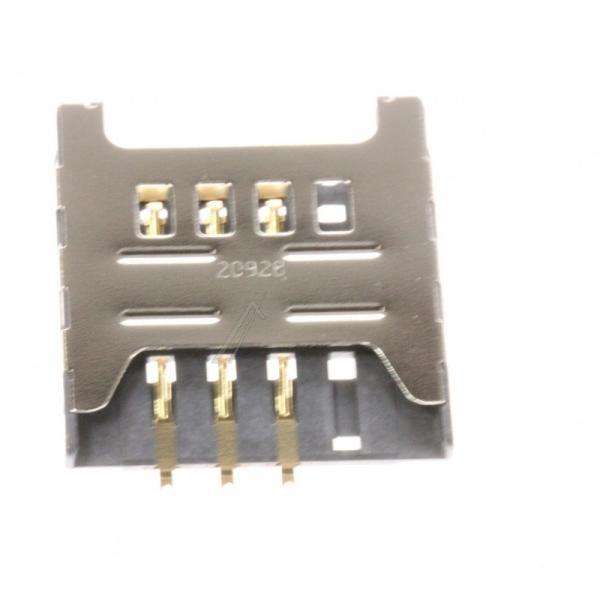 3709001623 CONNECTOR-CARD EDGE6P,2.54MM,SMD-A,NI, SAMSUNG,0