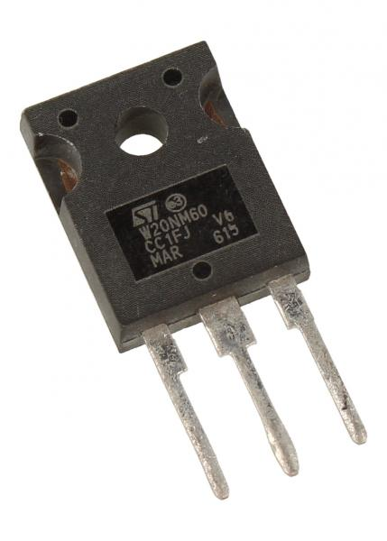 STW20NM60 Tranzystor TO-247 (n-channel) 600V 20A 50MHz,0