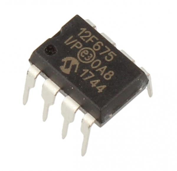 12F675 Układ scalony IC,0