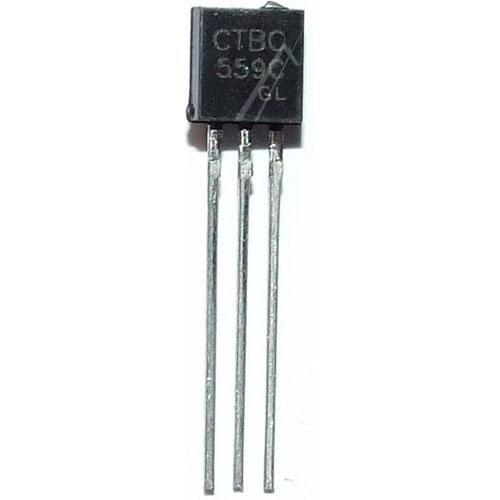 BC559C Tranzystor TO-92 (pnp) 30V 0.1A 150MHz,0
