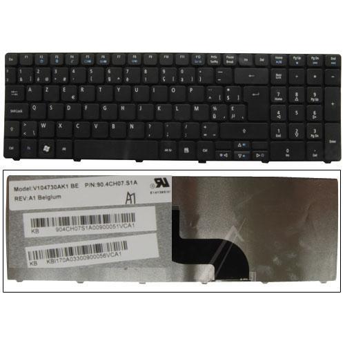 Klawiatura belgijska do laptopa  KBI170A033,0