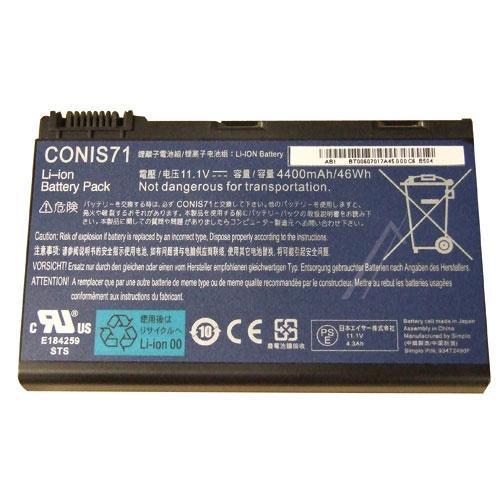 BT00605022 laptop akumulator Akumulator   Bateria do laptopa Acer (11.1V 4400mAh) Li-Ion,0