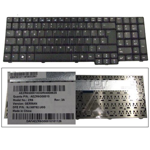 Klawiatura niemiecka do laptopa  KBINT00127,0