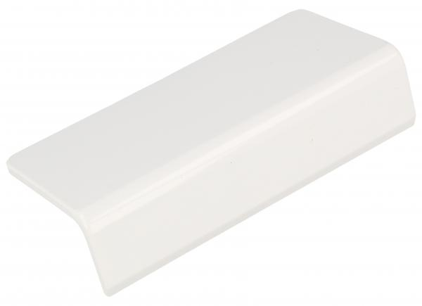 Rączka | Uchwyt drzwiczek zamrażarki górnej do lodówki Indesit 482000026653,1