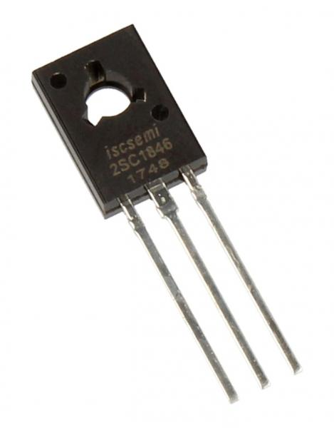 2SC1846 Tranzystor TO-126 (npn) 35V 1.5A 200MHz,0