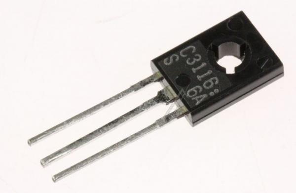 2SC3116 Tranzystor TO-126 (npn) 160V 700mA 120MHz,0