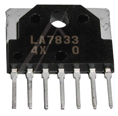 LA7833 Układ scalony SIL-7,0