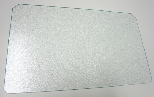 Szyba   Półka szklana chłodziarki (bez ramek) do lodówki Indesit 482000026579,0