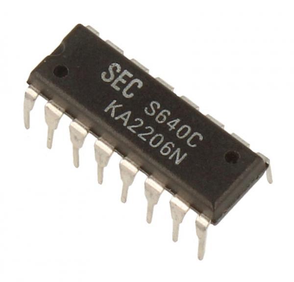 KA2206 Układ scalony IC,0