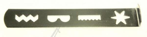 Kształtka do ciastek MUZ8SV1 do robota kuchennego Bosch 00085096,0